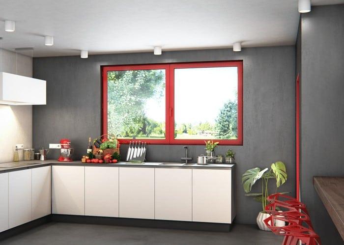 Porte Finestre Alluminio Torino - Aluk
