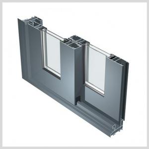 Serramenti in Alluminio Scorrevoli AluK - Vendita e Montaggio a Torino