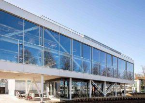 Facciate in Alluminio AluK - Vendita e Montaggio a Torino