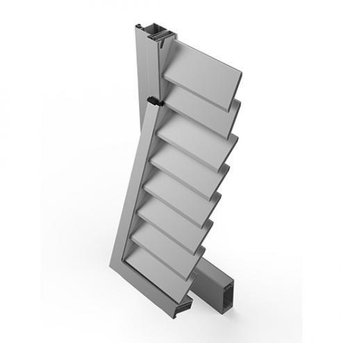 Oscuranti in Alluminio AluK - Vendita e Montaggio a Torino e in Provincia