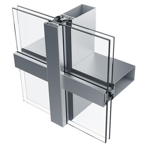 Facciate in Alluminio AluK - Vendita e Montaggio a Torino e in Provincia